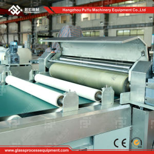 Double Roller Glass Coating Production Line for Solar Glass pictures & photos