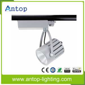 20W LED Track Light /Spotlight with CREE Chip/TUV Ce RoHS UL Dlc pictures & photos