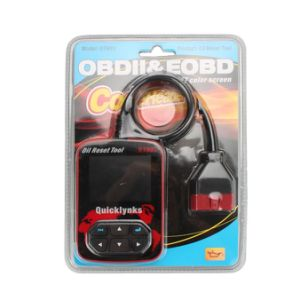 Quicklynks Ot902 OBD2/Obdii Oil Service Light Reset Tool Colorful Display Ot902 Car Diagnostic Tool pictures & photos