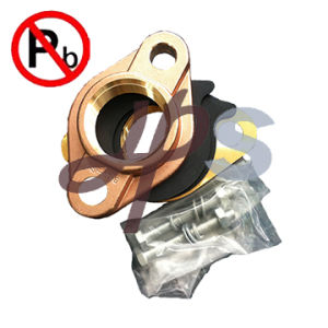 NSF-61 Approved Free Lead Brass Water Meter Fitting for Drinking Water System pictures & photos