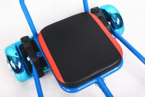 Adjustable Scooter Hovercart Seat for Two Wheels Self Balance Scooter Hoverboard Go Kart Sitting Chair pictures & photos