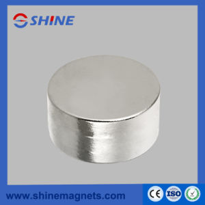 D60X30mm Nick Plated Permanent Cylinder Magnet pictures & photos