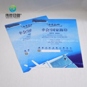Customized Printing Leaflet Use for Advertisement pictures & photos