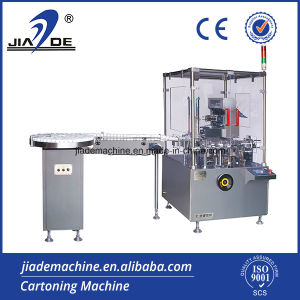 Automatic Bottle Carton Packing Machine (JDZ-120P) pictures & photos