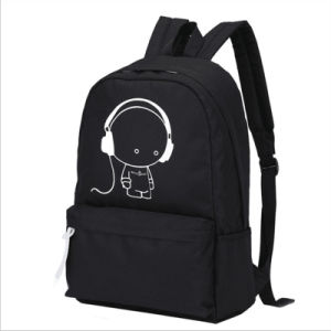 The New Oxford Cloth Bag Solid Multifunctional Backpack Fashion Korean Students (GB#A193) pictures & photos