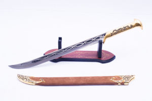 Thranduil′s Sword with Scabbard/Cosplay Sword/Movie Display Sword pictures & photos