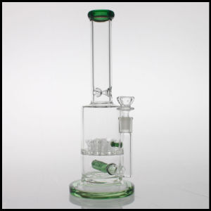Sprinkler Perc Inline Percolator Stemline to 18mm Collab Tube Jm Flow Sci Glass Water Pipes Pipe Bubbler Hookahs Smoking Heady pictures & photos