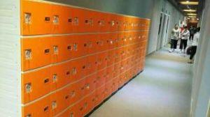 Js38-5 Plastic Locker pictures & photos