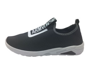 High Quality Bottom Price Shoes Man Flat Sneaker pictures & photos