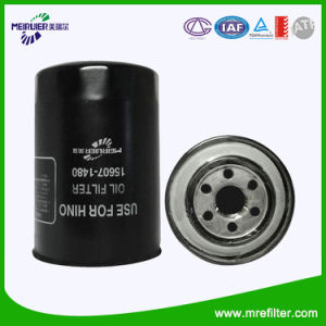for Toyota/Mitsubishi Car Engines Spin-on Oil Filter 15607-1480 pictures & photos
