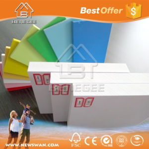 White Color PVC Foam Board / PVC Panel Price (15mm, 18mm, 20mm, 25mm) pictures & photos