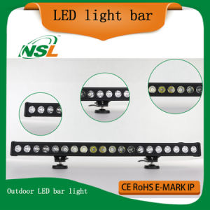 Single Row CREE LED Light Bar 4X4 LED Bar Light Made in China pictures & photos