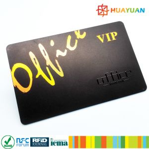 E-ticket syetem MIFARE DESFire EV1 2K 4K 8K RFID smart card pictures & photos