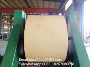 Factory Price White Food Grade Rubber Conveyor Belts and High Quality Factory Price Food Grade Rubber Conveyor Belts pictures & photos