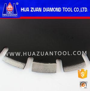Diamond Circular Saw Blade for Asphalt Cutting with Long Lifespan pictures & photos
