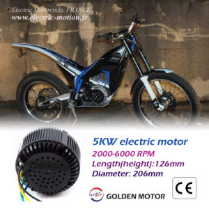 5kw Electric Motorbike Conversion Kit 48V /72V Motor BLDC pictures & photos