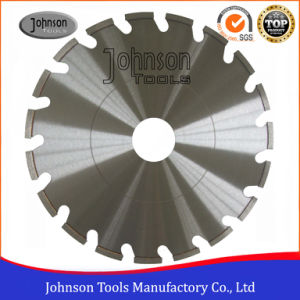 350mm Diamond Saw Blade for Cutting Hard Fired Clay Bricks pictures & photos