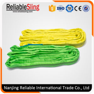 High Tensile Color Code Polyester Endless Round Sling pictures & photos