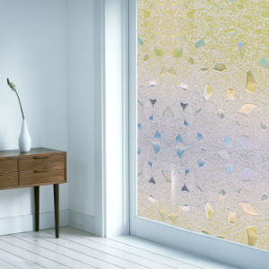 Static Cling Window Film 3D Series-S170 pictures & photos