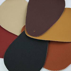 Durable Eco-Friendly PU Synthetic Leather for Furniture Shoes Handbags pictures & photos