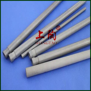High Pure 99% Si3n4 Silicon Nitride Thermocouple Protection Tube pictures & photos