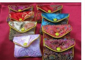 Factory Wholesale Brocade Bag with Chinese Characteristics pictures & photos