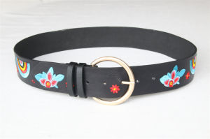 New Styles Womens Fashion Leather Belt (JBZP048) pictures & photos