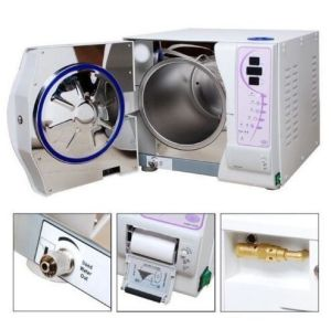 18L Autoclave Sterilizer Dental Equipment with Data Printer Class-B pictures & photos