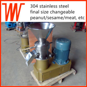 Widely Application Stainless Steel Sesame Paste / Tahini Making Machine pictures & photos