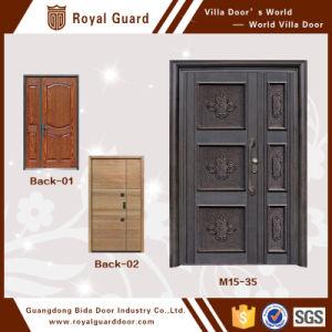 Latest Design Door Unique Customized Design Door Garden Door Mom and Son Door