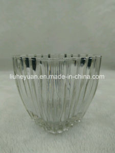 Creative Glass Candle Holder, Candle Cup pictures & photos