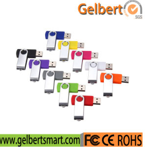 Promotion Gift Custom Capacity Swivel USB Flash Drive Memory Chip pictures & photos