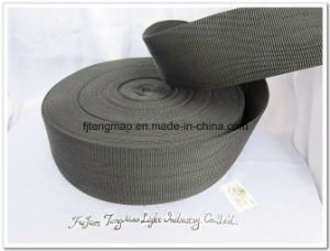 600d Black FDY Polypropylene Webbing pictures & photos