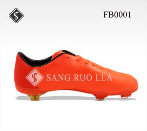 Fashion Outdoor Soccer Sports Shoes pictures & photos
