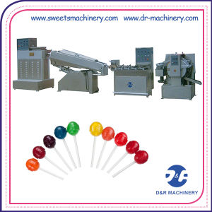 Kinds of Popular Lollipops Making Machine Die Forming Lollipop Plant pictures & photos