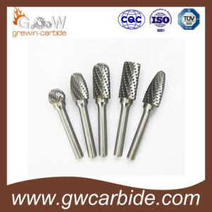 High Quality High Precision Tungsten Carbide Rotary Burrs pictures & photos