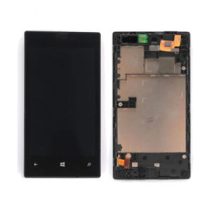 Mobile Phone Screen for Microsoft Nokia Lumia 520 LCD Screen Display with Touch Screen Digitizer Assembly pictures & photos
