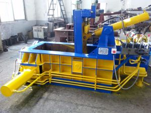 Y81-250 China Supplier Hydraulic Metal Scrap Baler Aluminum Scrap Baler pictures & photos