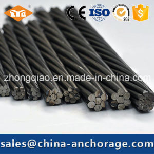 Low Price of Prestressing Strand with High Quality From Manufacturer pictures & photos