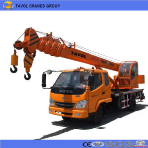 Best Quality 25ton Tavol Group Mobile Truck Crane to Sales From China pictures & photos
