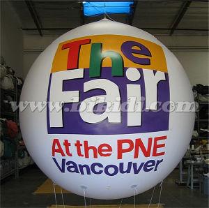3m Diameter Inflatable Helium Balloon with Custom Logo K7046 pictures & photos