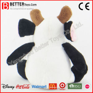 ASTM Plush Stuffed Animal Soft Cow Toy for Promotion pictures & photos