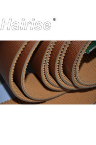Hairise Food Grade PU/PVC Industria Timing Belt pictures & photos