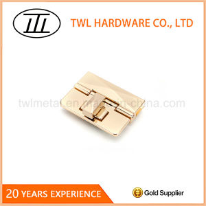 China Supplier Decorative Metal Turn Lock Twist for Bags pictures & photos