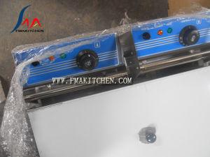 2 Tank 2basket Electric Fryer, Chip Fryer, 4*2L, Ce pictures & photos