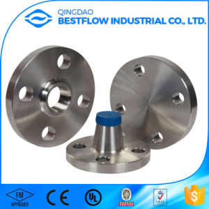 Hot Sale C22.8 Carbon Steel Forged Weld Neck Flange pictures & photos