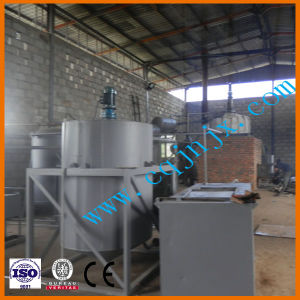 Hot to Middle East Waste Used Oil Recycling Machine Motor Engine Oil Refinery Machine pictures & photos
