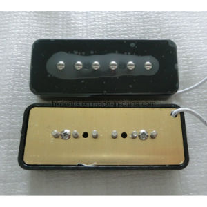 Cream P90 Soap Bar Guitar Pickup Traditional Single Coil Style pictures & photos