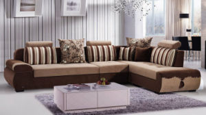 Home Sofa Wooden Frame Living Room Sofa (HX-SL049) pictures & photos