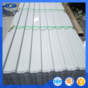 Shining Side Anti-Slip FRP Corrugated Sheets for Wholesale pictures & photos